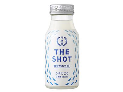 春季清酒特集:月桂冠 THE SHOT「爽やかホワイト」投入