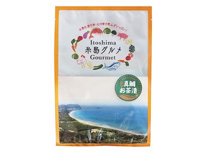 ふりかけ・お茶漬け特集:大盛食品 真鯛削り節など糸島グルメを商品化