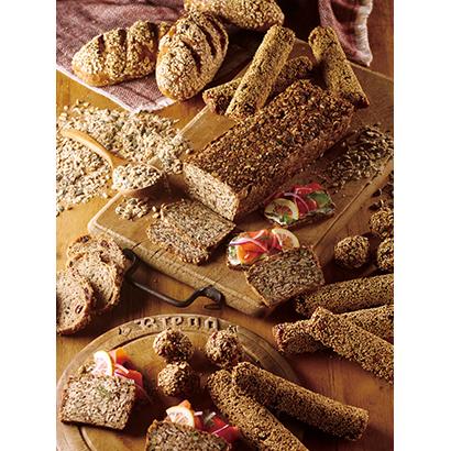 スイーツ&ベーカリー特集:J-オイルミルズ 欧州・健康パンで人気「バッカルド…
