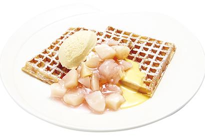スイーツ&ベーカリー特集:キユーピー 豊富な果肉感「スノーマン ごろっと果実…