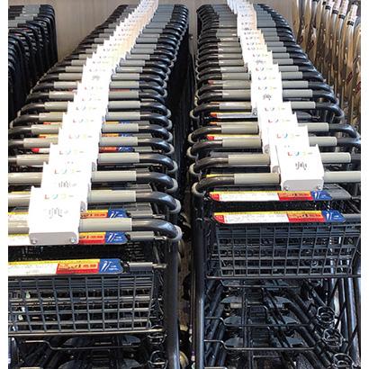 スマホを使った「レジゴー」で、お買い物は「並ばない」時代へ イオンリテール南…