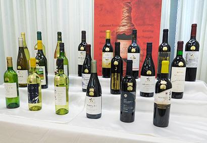 beyond2020特集:世界に伝える日本の食・酒類=日本ワイン 和食ブーム…