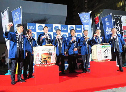 beyond2020特集:世界に伝える日本の食・酒類=清酒 ハレの場に不可欠