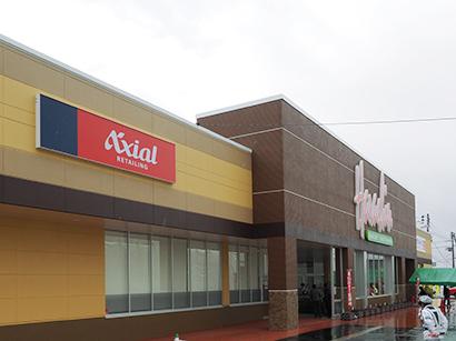 アクシアルリテイリング、「原信来迎寺店」を移設 利便性高めてさらに地域密着