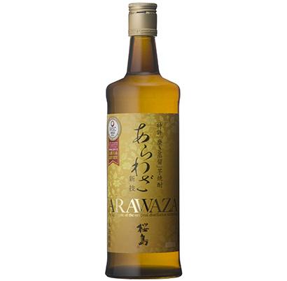 本格焼酎特集:本坊酒造 「あらわざ桜島」が堅調 プロモ展開手応え