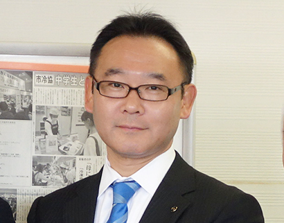 齊藤顕範新会長
