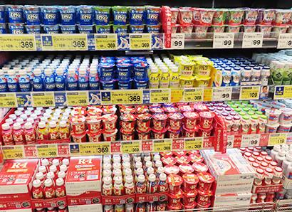 健康関連食品特集:乳製品 健康価値需要高まるヨーグルト 家庭内消費で再認識
