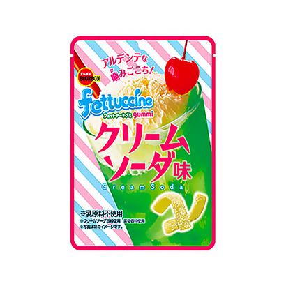 「フェットチーネグミ クリームソーダ味」発売(ブルボン)