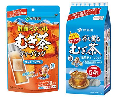 麦茶・健康茶特集:伊藤園 大容量からマイボトルまで 多角的展開で成長へ