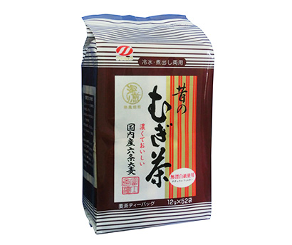 麦茶・健康茶特集:富士食糧 好調なブレンド・業務用麦茶
