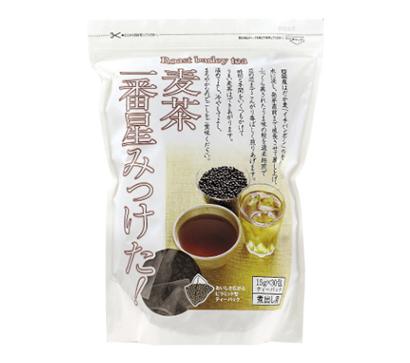麦茶・健康茶特集:丸菱 ノンカフェイン家庭用需要の拡大に期待