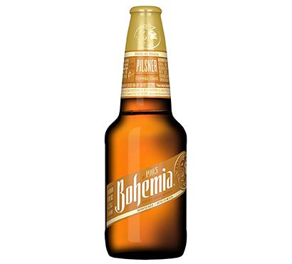 リードオフジャパン、メキシコビール「ボヘミア」再投入 パッケージを刷新