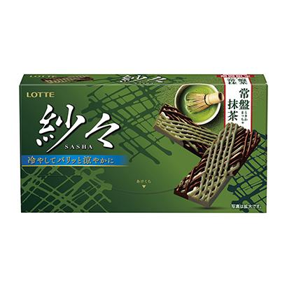 「紗々 常盤抹茶」発売(ロッテ)