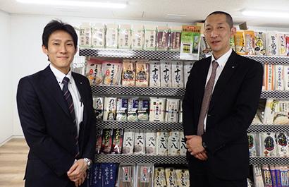全国麺類特集:東京主要問屋=日本アクセス 乾麺の再評価に期待
