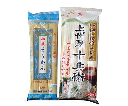 全国麺類特集:関東地区=星野物産 3本柱が順調 乾麺・小麦粉に新商品