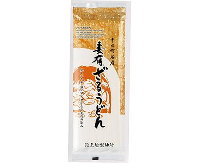 全国麺類特集:新潟地区=玉垣製麺所 「妻有ざるうどん」30周年