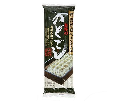 全国麺類特集:新潟地区=自然芋そば へぎそば文化を全国へ