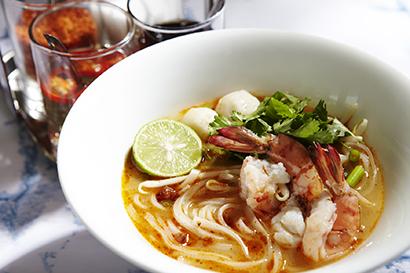 アジアン系レストラン向けに業務用ライスヌードルが拡大