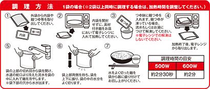 全国麺類特集:播州地区乾麺=横尾商店 鍋ザルお湯不要の冷やし