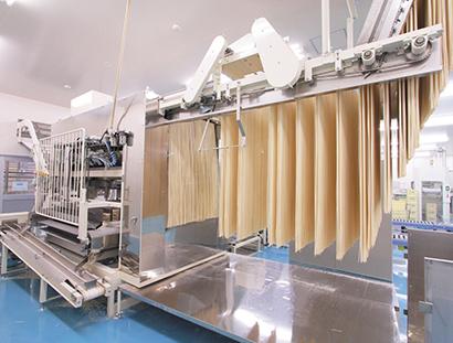 全国麺類特集:讃岐地区機械麺=中尾食品 130周年へ既存事業活性化と新規事業