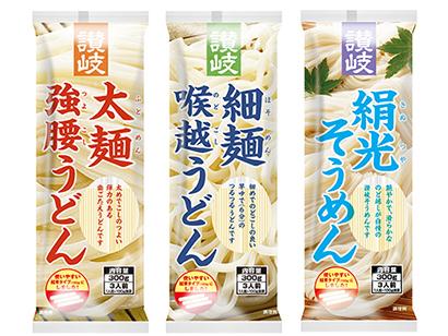 全国麺類特集:讃岐地区機械麺=さぬきシセイ 既存ラインの機械化・省力化に注力