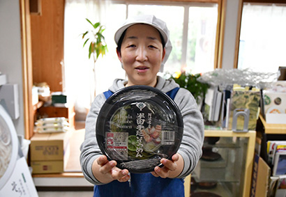 全国麺類特集:徳島・半田地区手延べ麺=北室白扇 ノンフライカップ麺発売