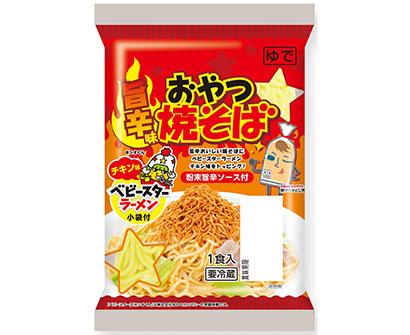 全国麺類特集:生麺・冷凍麺=名城食品 構想3年かけた商品