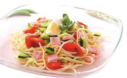 全国麺類特集:生麺・冷凍麺=中尾食品(冷凍) パスタ・玉うどんの設備強化