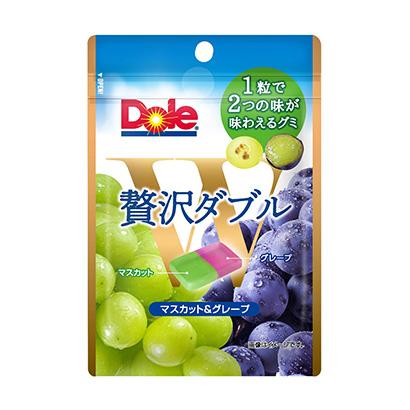 「ドールグミ贅沢ダブル マスカット&グレープ」発売(不二家)