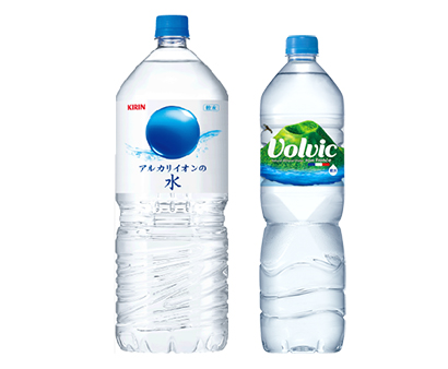 ミネラルウオーター・炭酸水特集:キリンビバレッジ 通販など限定商品に注力