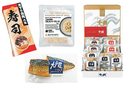 外食チェーン各社が展開する家庭用冷食ブランド