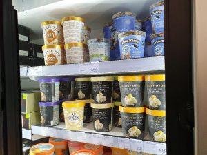低カロリーアイスクリームが英国で大ヒット プロテイン強化やベジタリアン用も
