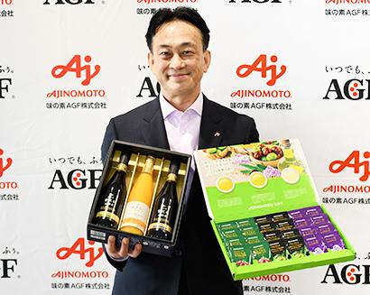 味の素AGF、中元ギフト戦略 「絆をつなぐ贈りもの」