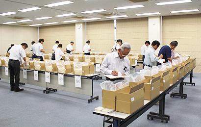 新型コロナ:奈良県三輪素麺工業協同組合、三輪素麺品評会の中止決定