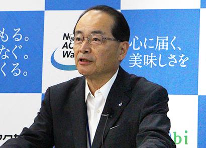 日本アクセス、単年度計画を策定 19年度は大幅増益 ポストコロナに対応