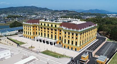 日本食研HD、第2の宮殿工場「シェーンブルン」が稼働 グループ最大生産能力