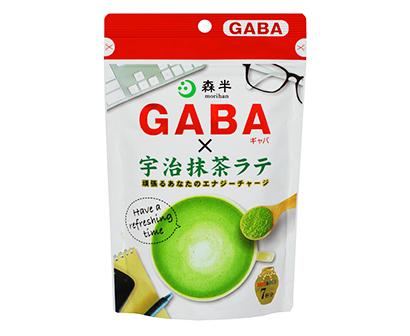 緑茶特集:共栄製茶 「森半GABA配合抹茶ラテ」 健康面をさらに強化
