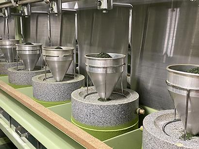 緑茶特集:吉田園 生産者と連携し有機分野を強化