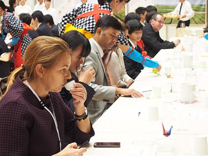 緑茶特集:「日本茶AWARD2020」新型コロナで開催中止