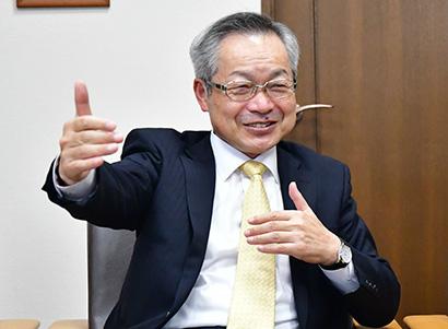 ハチ食品・高橋慎一新社長に聞く 関東の販売体制強化 数年後ライン増設も視野