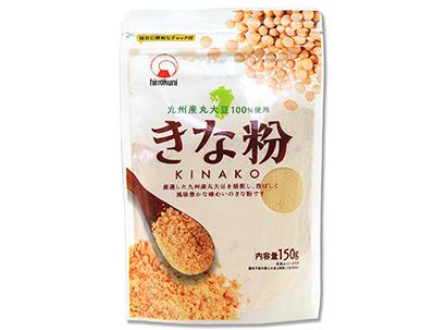 国産丸大豆100%きな粉