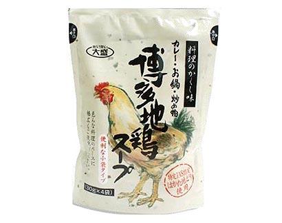 博多地鶏スープ