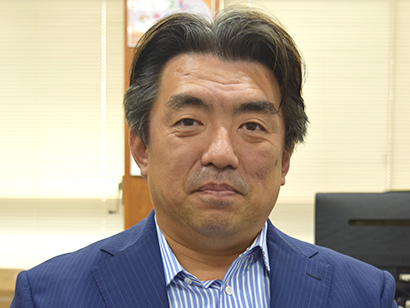 上野拓代表取締役社長