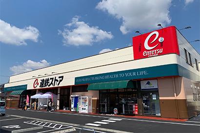 将来を見据えた小型店の新たな形として出店し好調な「西伝寺店」