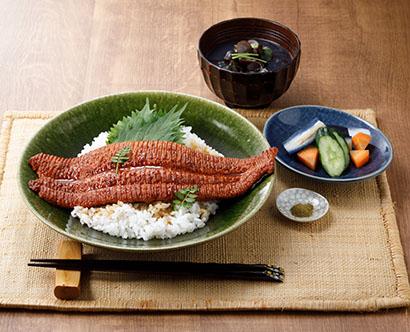 一正蒲鉾の「うな次郎」はウナギ蒲焼きの再現性の高さで話題に。見た目だけでなく、栄養価も本物と同等