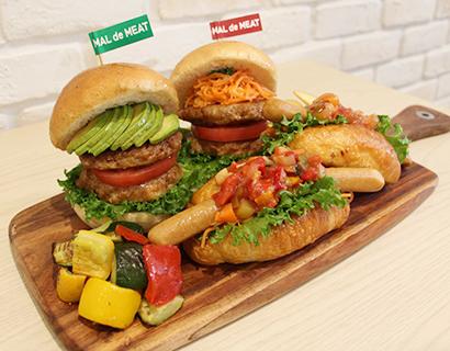プラントベースフード/代替食特集:卸の取組み=日本アクセス ミートからフード