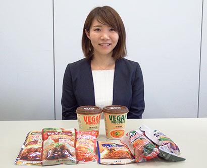 プラントベースフード/代替食特集:期待と展望=伊藤忠食品・長田恵里奈氏