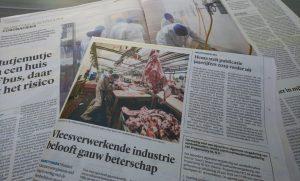 オランダの食肉処理場で新型コロナ集団感染 背景に外国人労働者が抱える問題も