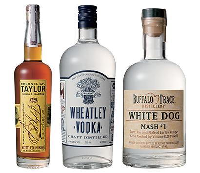 国分グループ本社、「バッファロー・トレース」新5種を発売 熟成前原酒など揃う