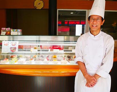 百生一輝、廃業検討の老舗ケーキ店引き継ぐ 障がい者を就労支援